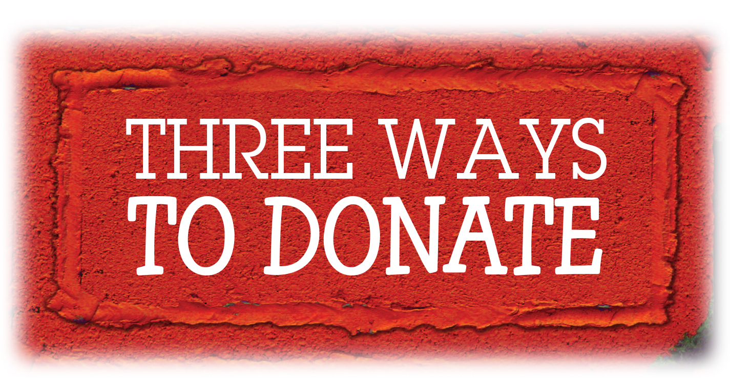 Two Ways to Donate